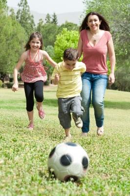 My Short Stint As A Soccer Mom
