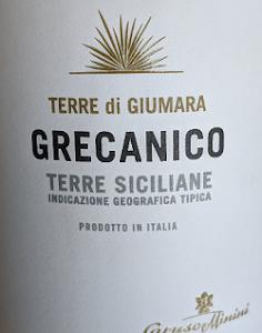 Notre vin de la semaine est un très bon blanc sicilien plein de soleil !