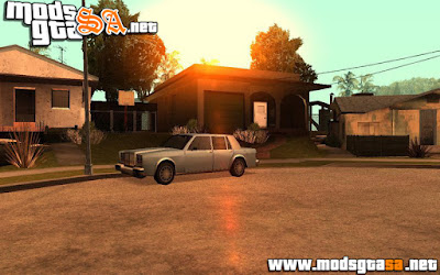 Gráficos do PS2 para GTA SA PC
