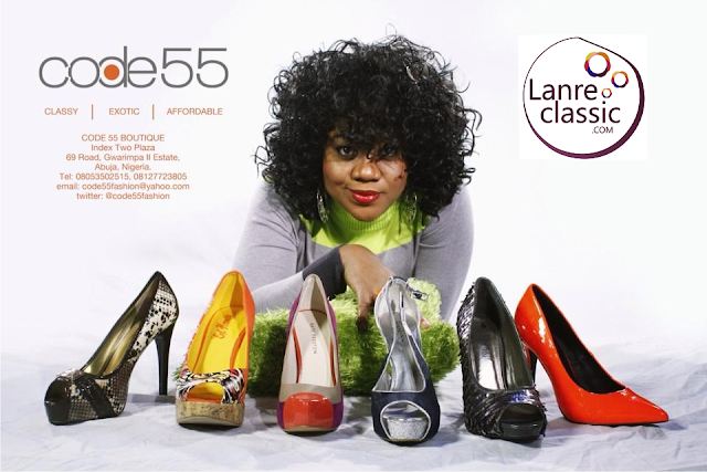 code 55 boutique abuja