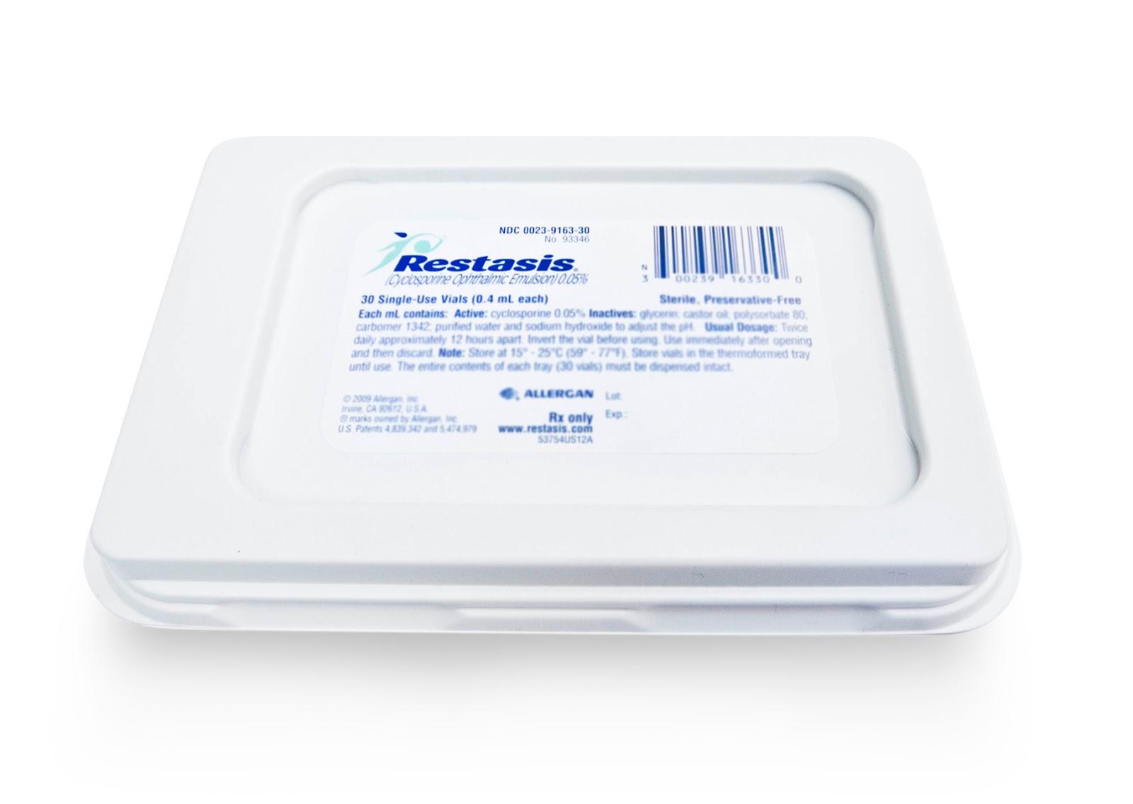 image regarding Restasis Coupons Printable known as Restasis coupon : Tapas promotions