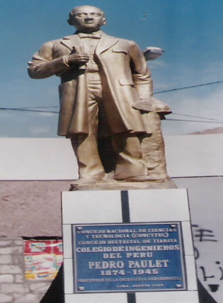 Monumento de Pedro Paulet