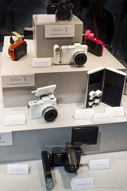 Nikon 1 J2 kamera Mirrorless terbaru