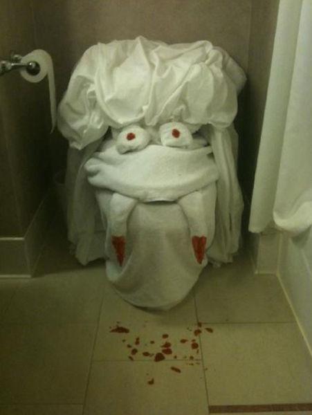 hotel pranks 03 - Funny Hotel Pranks