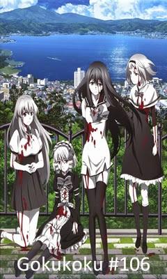 Leer Gokukoku no Brynhildr Manga 106 Online Gratis HQ