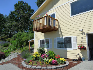 Sequim Vacation Rental Apartment in Spring