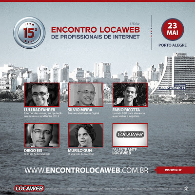 15º Encontro Locaweb