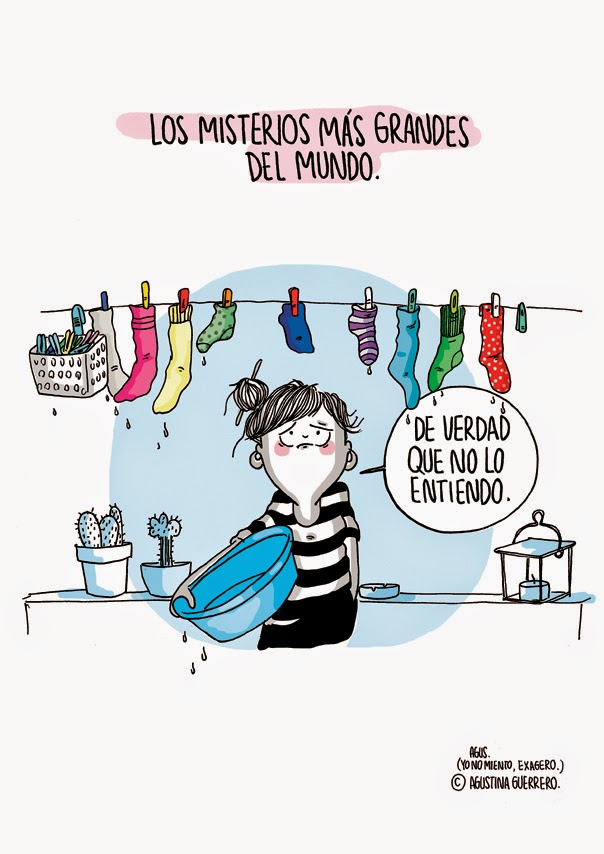 Ilustración Diario de una Volátil. Agustina Guerrero