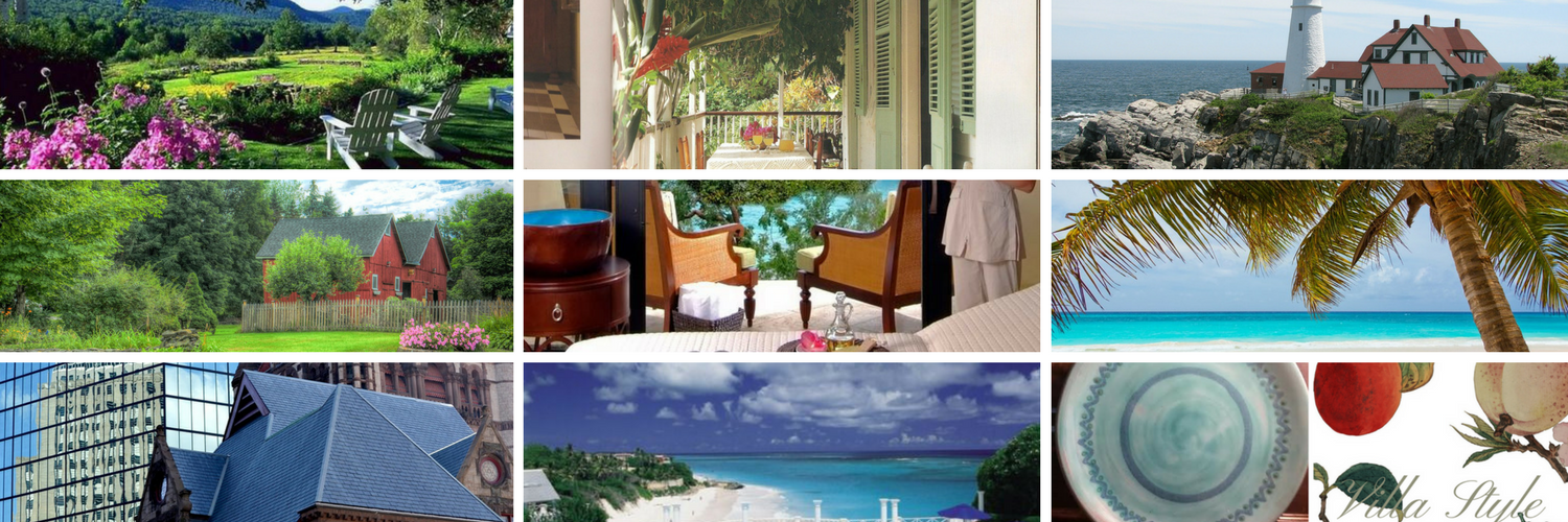 Travel & Lifestyle — New England, the Caribbean and Bermuda