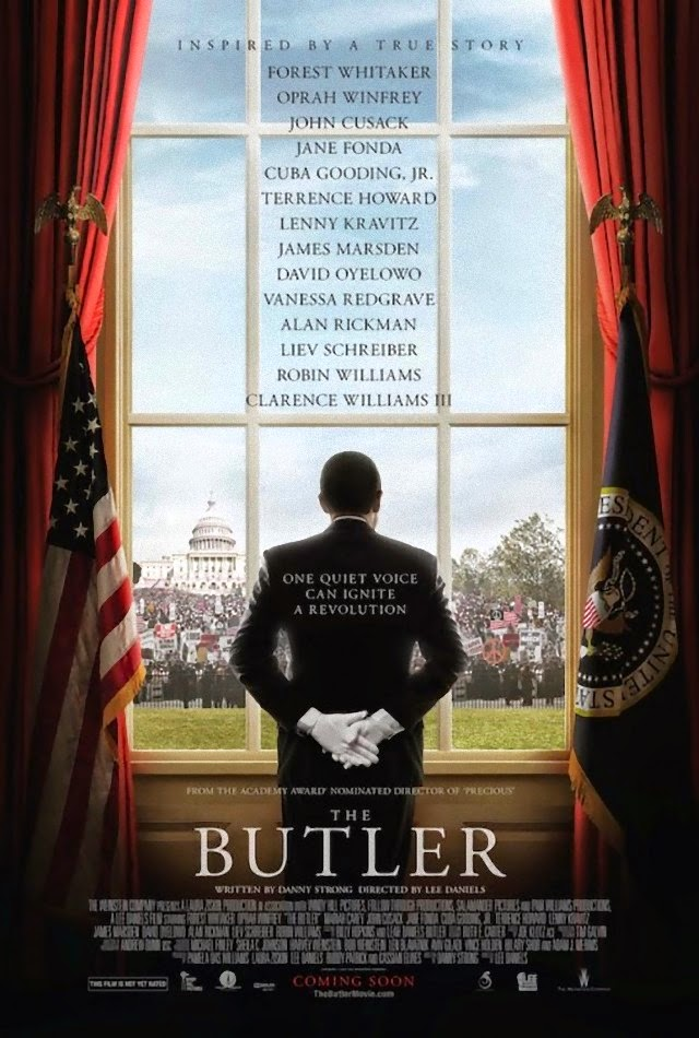 La película The Butler ( El mayordomo )