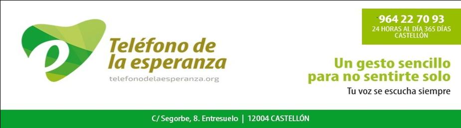 Teléfono de la Esperanza de Castellón