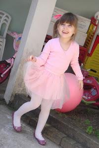 Minha bailarina linda!!!