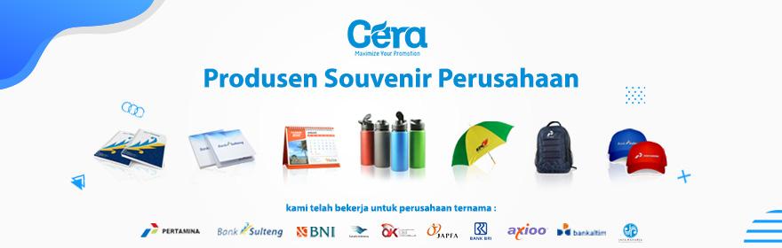 Produsen Souvenir Perusahaan - Ceraproduction.com