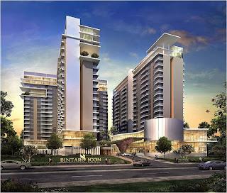 Apartemen Bintaro Icon, Apartemen di bintaro jakarta Selatan