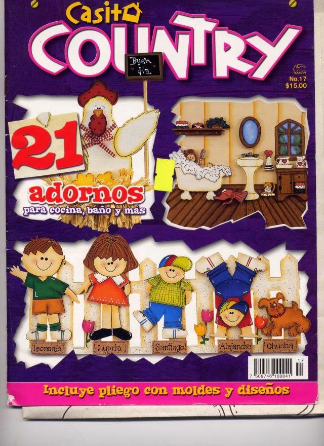 Manualidades para la cocina y ba o revistas de for Revistas decoracion banos