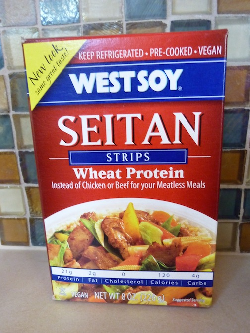 recipe: seitan strips recipe [32]