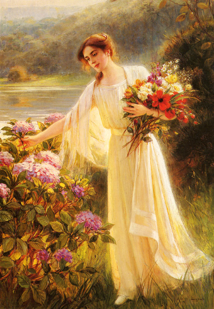 Albert Lynch 1851-1912 | Peruvian painter | Belle Époque