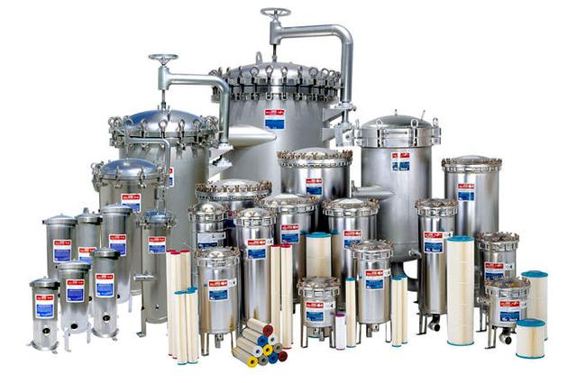 Harmsco Commercial Water Filter Systems