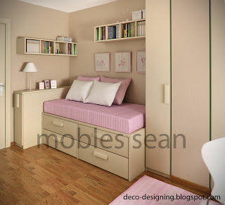 Modern Teen Bedroom Ideas by Sergi Mengot 4