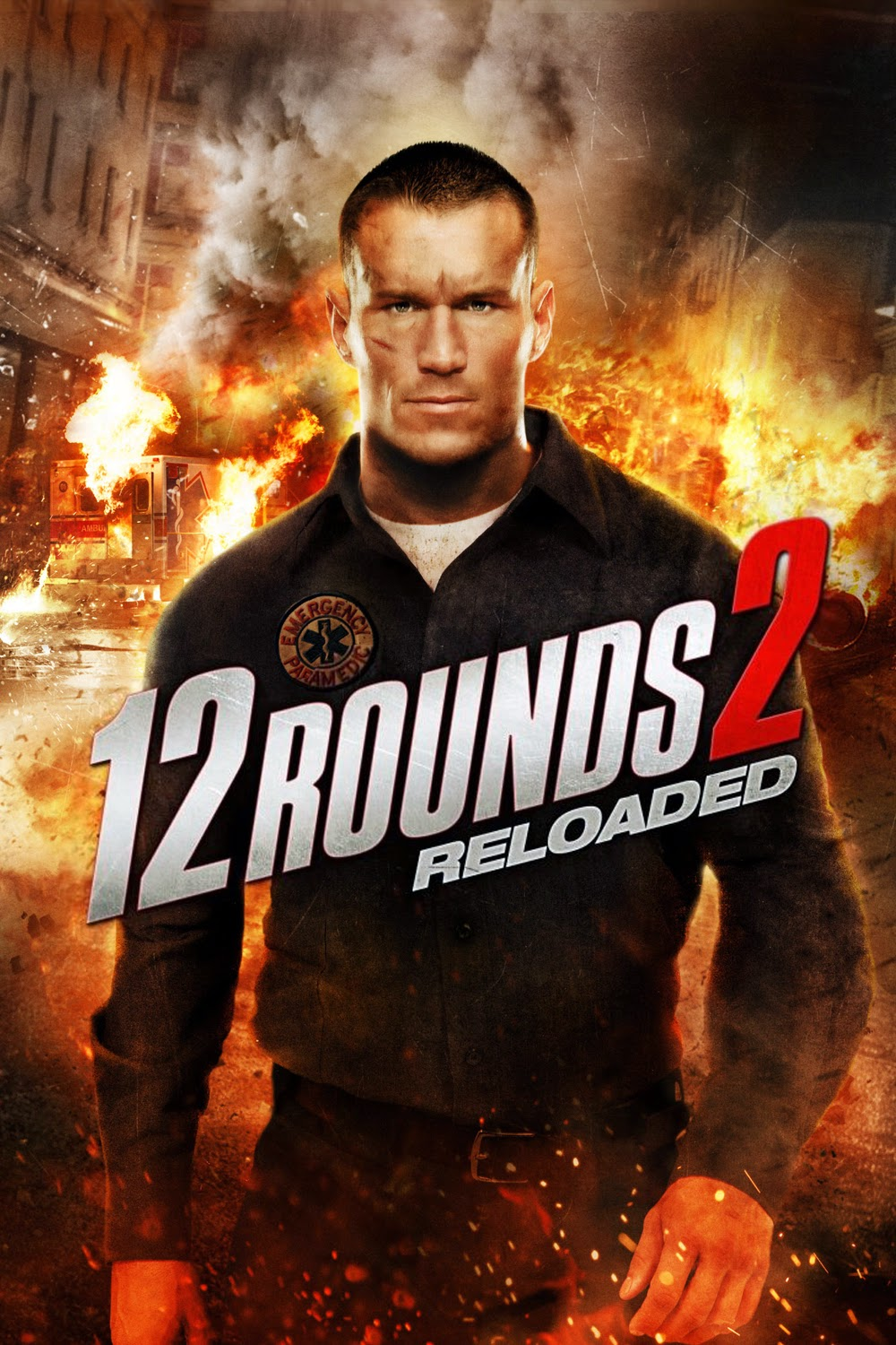 12 Vòng Sinh Tử 2: Tái chiến - 12 Rounds 2: Reloaded (2013) Poster