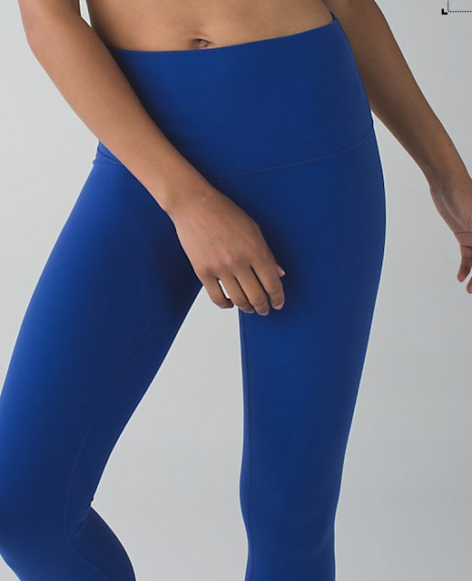 Wunder Under Pant High-Rise Sapphire Blue