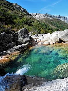 Rio Homem...Os encantos de um dos mais belos rios da Serra do Gerês...