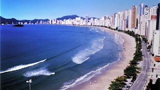Cidades litorâneas brasileiras