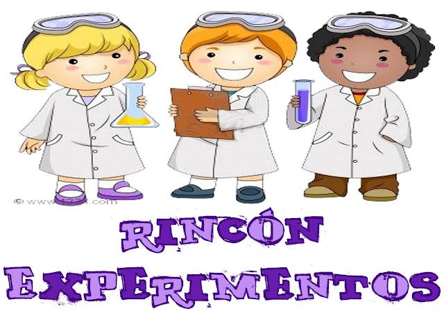Niños con experimentos para colorear - Imagui