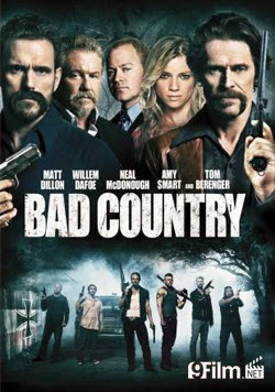 Bad Country 2014 poster