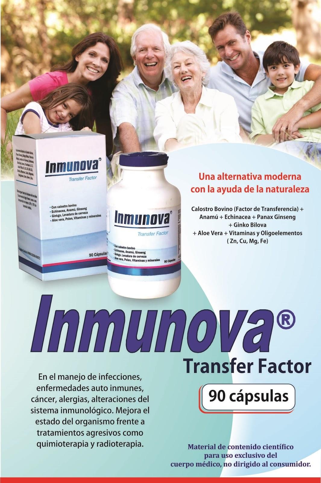 Resultado de imagen para inmunova