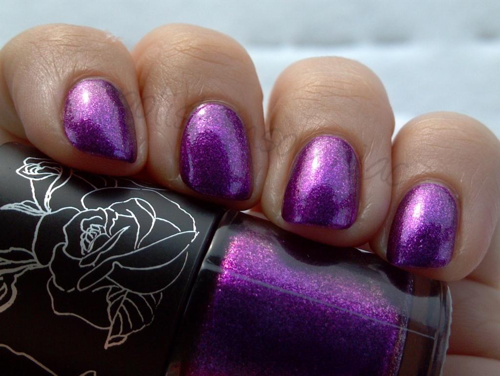 polish insomniac: Kat Von D Wonderchild Swatches and Review