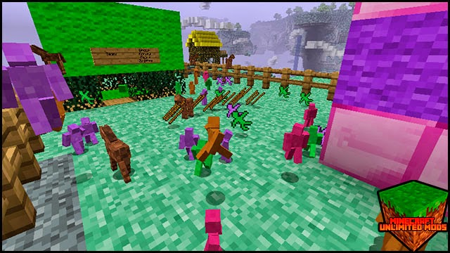 Clay Soldiers Mod minecraft