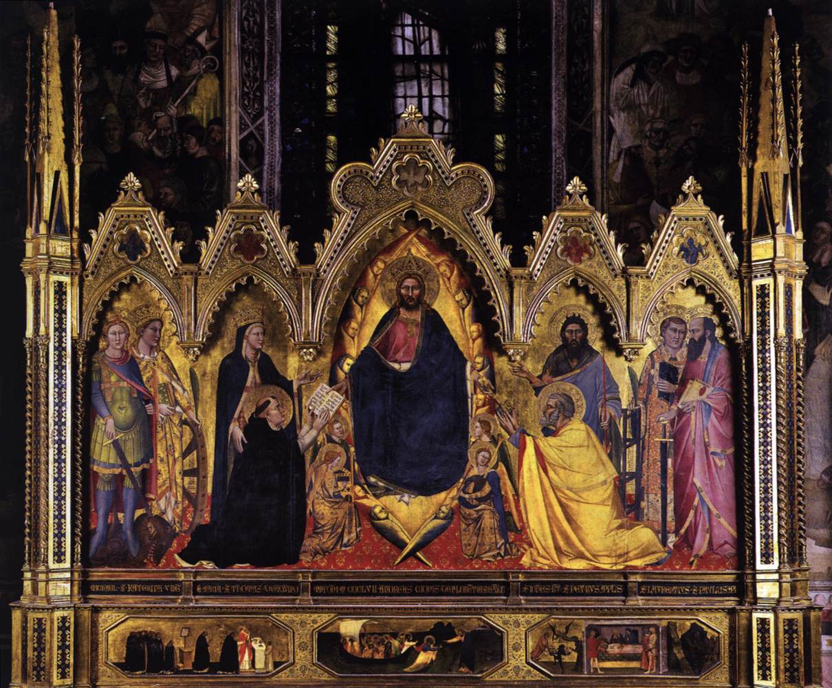 the history of painting in florence reversing giotto