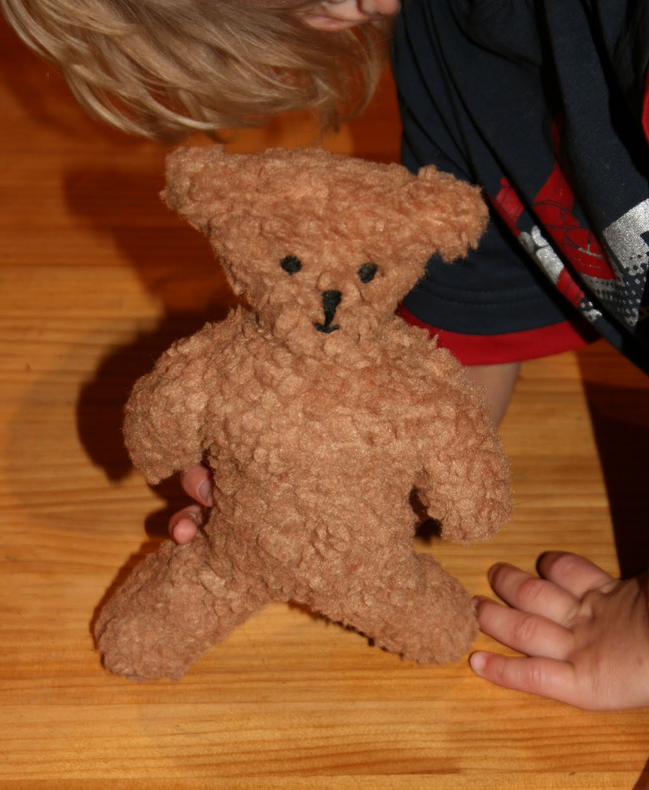 alles-selbstgenaeht : Teddy selber nähen- ganz einfach!! Kostenlose ...