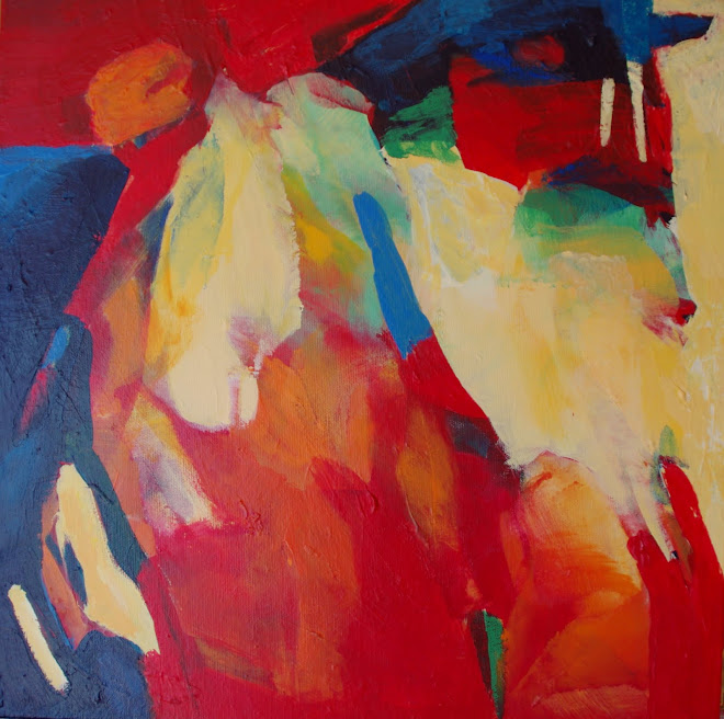 Nieuw schilderij. Acryl op doek. 50 x 50 cm. September 2011