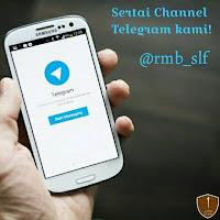 Sertai Channel Telegram @rmb_slf