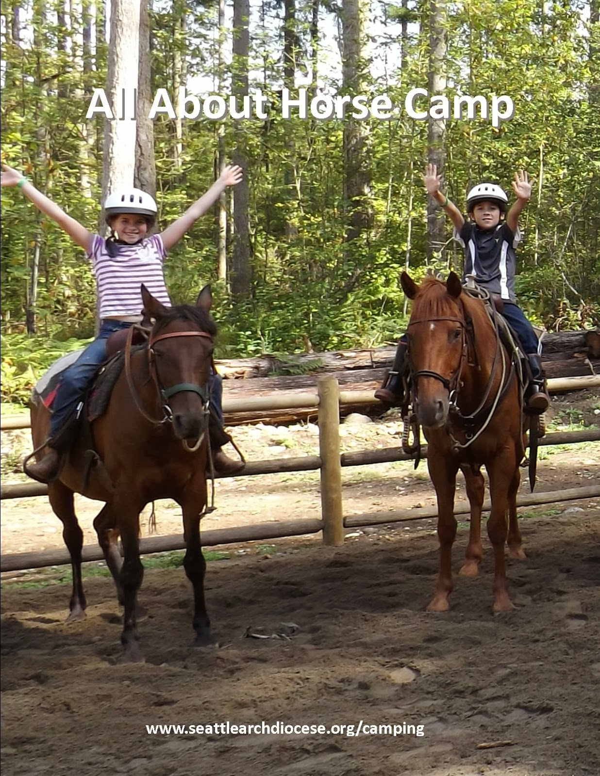 All About Horse Camp