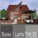Rumah Type 85