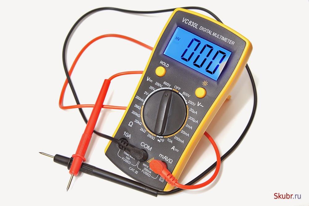 Мультиметр Best VC830L