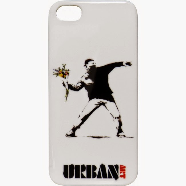 Funda iPhone Urban Art Banksy