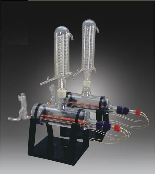 Water Distillation Unit ~ Double distillation unit labpro international