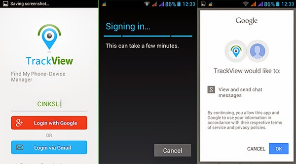 andriod app, andriod apps, andriod, applications, spy, trackview,