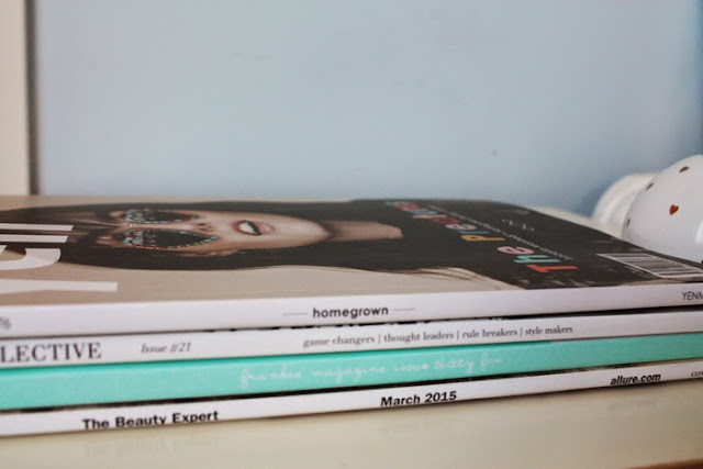 Magazines I Read And Liked
