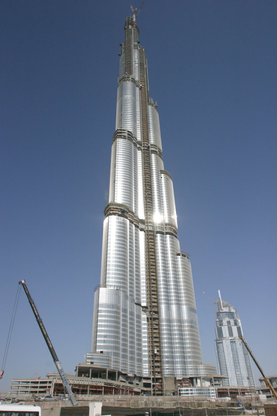 cool hd nature desktop wallpapers: burj khalifa | burj dubai
