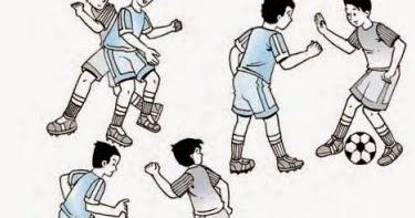 Pola Penyerangan dan Pertahanan Sepak Bola, Cara Menentukan Pemain ...