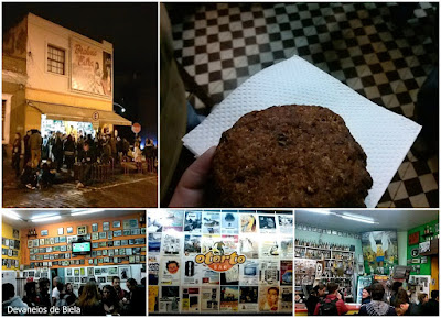 Tour comida de boteco de Curitiba