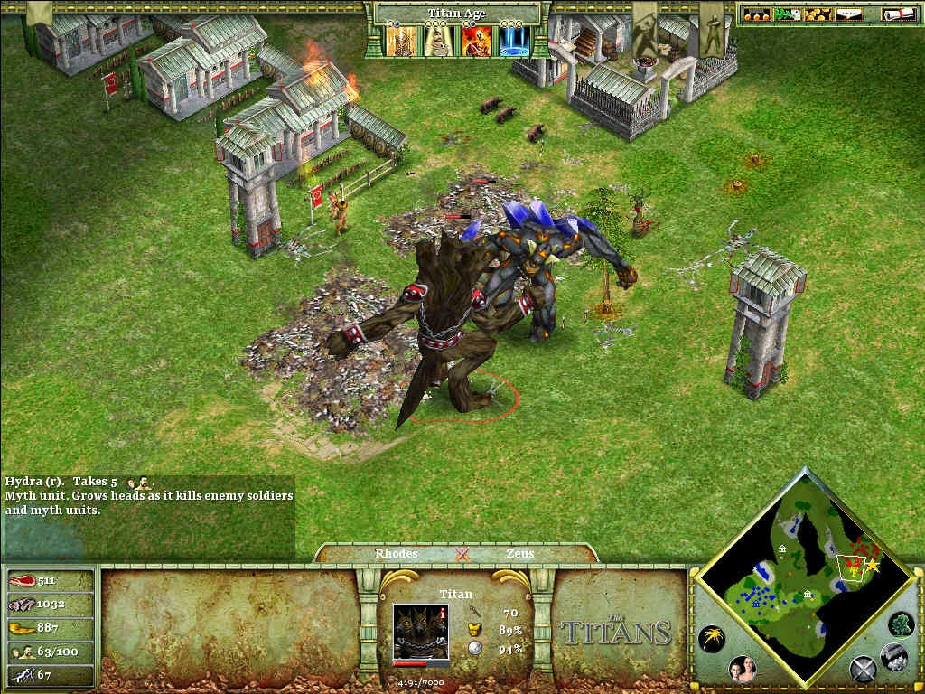 age of empires age of gods