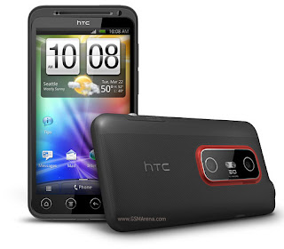 Android HTC EVO 3D