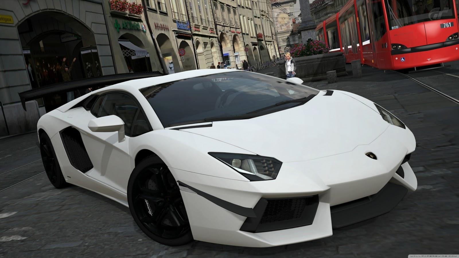 Luxury Lamborghini Cars Lamborghini Aventador Black And White