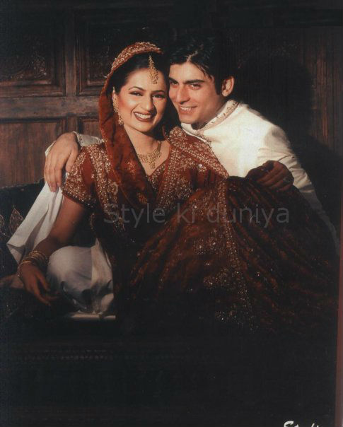 Fawad Khan (Humasafar fame Ashar) Wedding Picture